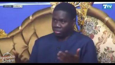 Cri De Coeur De Lancien Ministre Oumar Youm Le Discours Politique Est Devenu Mediocre Et Violent 1W 1Qf53Ezm Image
