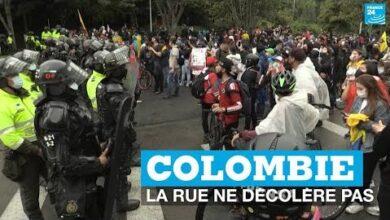 Crise Sociale En Colombie La Rue Ne Decolere Pas Dcxpoisirsw Image