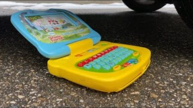 Crushing Crunchy Soft Things By Car Experiment Car Vs Computer Toy Asmr 3 Q58Pzuehe Image