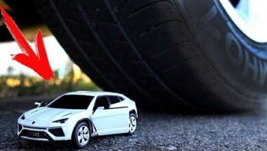 Crushing Crunchy Soft Things By Car Experiment Car Vs Toy Car Asmr 0N9Q5Tgdpay Image