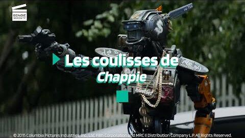 Dans Les Coulisses De Chappie 62V4Sgdlcr0 Image