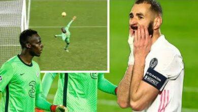 Deja Des Arrets Decisifs Pour Edouard Mendy Qui Maintient Chelsea A Vie Hzidyyyirce Image