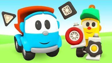 Dessins Animes Educatifs En Francais Pour Enfants Avec Leo Le Camion Et Lifty Le Chariot Elevateur Rovck8Wuxqu Image