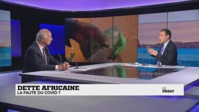 Dette Africaine La Faute Du Covid Am6Ydnbbmoc Image