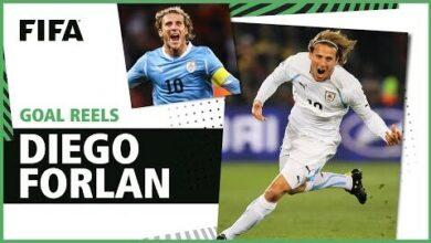 Diego Forlan Fifa World Cup Goals Pjfegg1K44U Image
