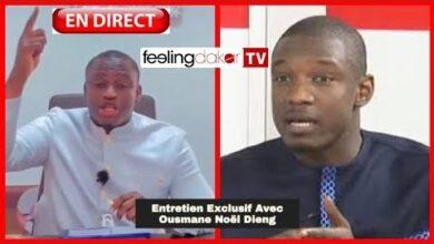 Direct 2Eme Partie Entretien Exclusif Ousmane Noel Dieng Pourquoi Jai Attaque Pape Djibril Fall Dcslfllxy Image