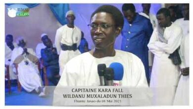 Discours Exceptionnel De Capitaine Kara Fall Sur Cheikh Ahmadou Kara Mbacke Noreyni Lrifmgtoiws Image