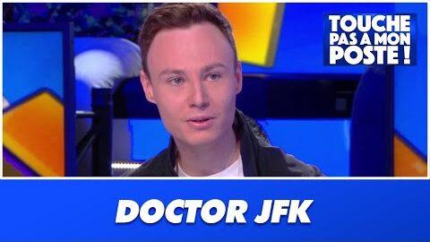 Doctor Jfk Influenceur Recoit Une Proposition Remuneree Pour Denigrer Le Vaccin Pfizer 6Nwf9Ml9Tje Image
