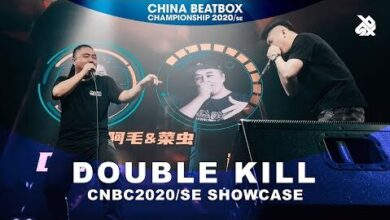 Double Kill China Beatbox Championship 2020 Judge Showcase Yf Ercnkes Image