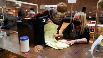 Elections Locales Britanniques Percee Des Conservateurs Dans Un Bastion Travailliste Mkwny11Ymo Image