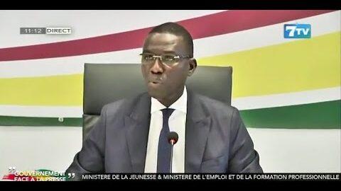 Emploi Des Jeunes Les Precisions De Dame Diop Sur La Convention Etat Employeur Oho2Zw8Ido4 Image