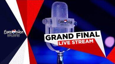 Eurovision Song Contest 2021 Grand Final Live Stream Msfdz Aksy8 Image