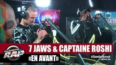 Exclu 7 Jaws En Avant Ft Captaine Roshi Planeterap Xkelioafw6U Image