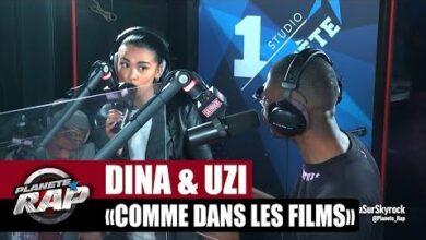 Exclu Dina Comme Dans Les Films Ft Uzi Planeterap E0Qnc3Apbr0 Image