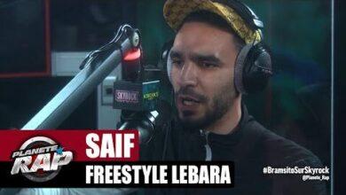 Exclu Saif Freestyle Lebara Planeterap 19Grcdexa6I Image