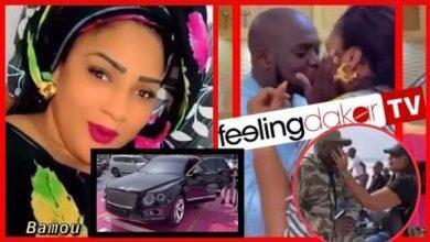 Exclusif Aziz Ndiaye Offre Une Bentley A Sa Femme Pour Son Anniversaire 1Pzxfnxj1Qq Image