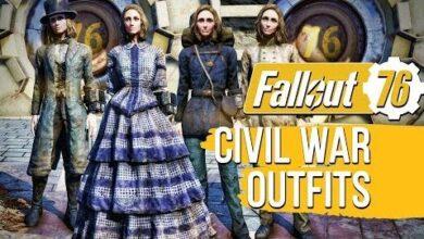 Fallout 76 Civil War Era Outfits Location Guide Showcase Vr8Oql2Hmzs Image