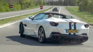 Ferrari Portofino Crazy Powerslide Accelerations Xkpvgnvl Eu Image