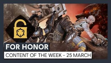 For Honor Content Of The Week 25 March Yl1Axqwk04W Image