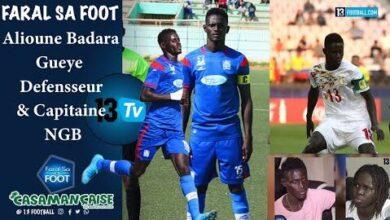 Fsf Special Ramadan Avec Alioune Gueye Capitaine De Ngb 13 Finales A Jouer Pour Se Maintenir Edqjhjo C10 Image