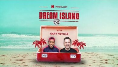 Gary Neville X Yung Filly Planning The Dream Holiday Ewdnlvjaxxm Image