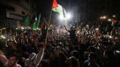 Gaza Debut De La Treve Apres 11 Jours De Combats Z7Xh Aymaaw Image