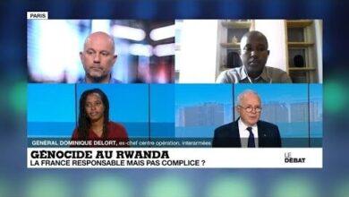 Genocide Au Rwanda La France Responsable Mais Pas Complice Nflzvzj Q G Image