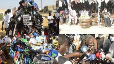 Guediawaye Modou Fall Fete Les 15Ans De Senegal Propre Avec Ong Heinrich Boll Tl7Mitqctcy Image