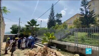 Haiti Les Religieux Catholiques Enleves Le 11 Avril Ont Tous Ete Liberes Mgra Ml9Ymw Image