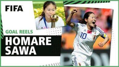 Homare Sawa Fifa Womens World Cup Goals Ig3Gixtqrxi Image