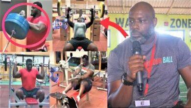 Il Est En Forme Mais Lamine Diaw Expert Fitness Decortique Les Entrainements De Bg2 1F4Urya4Ukg Image