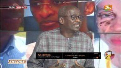 Il Faut Pas Quun Petit Groupe Garde Le Monopole De Lorganisation Du Football Senegalais Debat Puvxxhv1 Zo Image