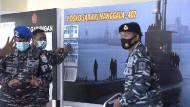 Indonesia Procura Submarino Desaparecido Com 53 Pessoas A Bordo 1Lwjhp9N4Pi Image
