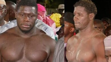 Integralite Finale Franc Vs Toubacouta A Fatick Drapeau Matar Ba Journee Jamaicain 7Lq1Eeuqqk4 Image