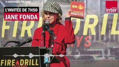 Jane Fonda La Desobeissance Civile A Toujours Fait Basculer Lhistoire Gxm6Pwkm7Bk Image