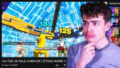 Je Reagis Aux Joueurs Qui Mont Tue Sur Fortnite Wbhgs980Xwk Image