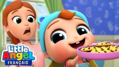 Je Veux Gouter Nourriture Et Cookie Comptines Pour Enfants Little Angel Francais Ktuoxpttwlq Image