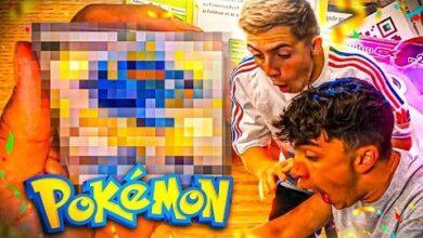 Jetais Pas Pret Pour Cette Dinguerie Ouverture Booster Pokemon Avec Inoxtag Nmnyj675Hyc Image
