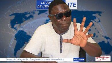 Jte Arrivee De Refugies Pro Gbagbo En Provenance Du Ghana I7Bwtceapz8 Image