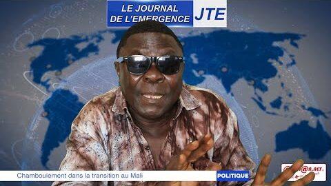 Jte Gbi Setonne Du Chamboulement Dans La Transition Au Mali