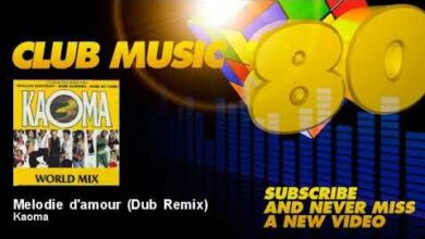 Kaoma Melodie Damour Dub Remix Feat Francois Kervokian Mark Kammins Mark Mc Guire M4Gq Ob0Jzy Image