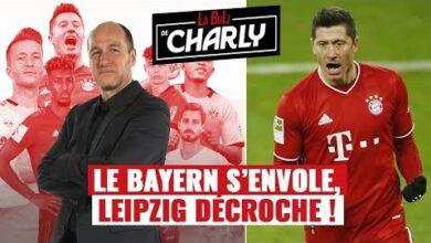 La Buli De Charly Le Bayern Senvole Leipzig Decroche Qy3Mjdg1Jgy Image