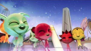 La Chasse Aux Miraculoeufs Du 3 Au 5 Avril Sur Disney Channel Uqqk663Dkz8 Image