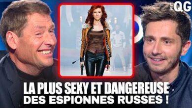 La Plus Sexy Et Dangereuse Des Espionnes Russes Regardez Zjkmss1K Ho Image