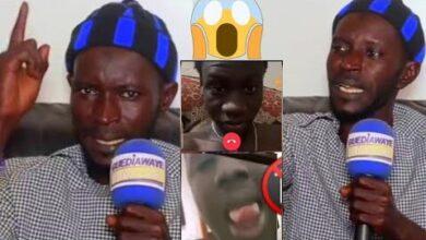 La Reaction De Wadioubakh Serie Adja Attaque Doudou Ngor Lomotif Yi Di Filme Say Ak Djiguen Ukiciqq Ayu Image