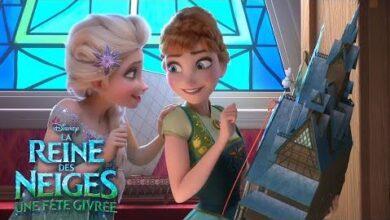 La Reine Des Neiges Une Fete Givree La Chanson Danniversaire Delsa Et Anna Disney Be Vvynrcpwuia Image