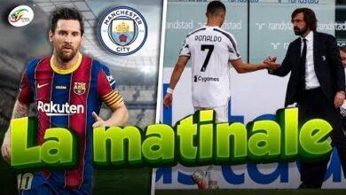 La Somme Que Reclame Messi A Manchester City Les Confidences De Pirlo Sur Cr7 Matinale Emkgockhhyy Image