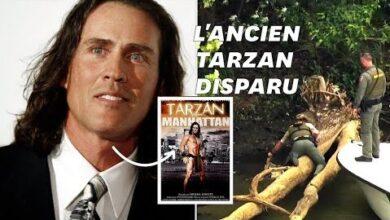 Lacteur De La Serie Tarzan Joe Lara Disparu Dans Un Crash Davion Lyw36Rteu G Image