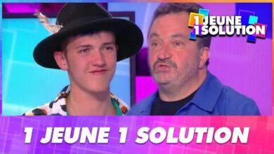 Le Chef Yves Camdeborde Propose Un Job A Aurelien Etudiant Dans La Precarite Oldpvfoupe4 Image