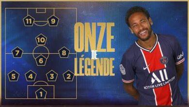 Le Onze De Legende De Neymar Jr Flafkhiw7W Image